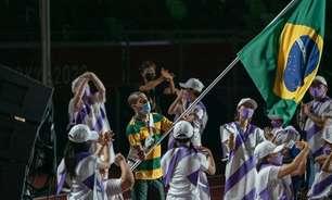 Paralimpíadas de Tóquio: Brasil fica em sétimo e bate recorde de ouros