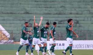 Ex-Corinthians, Régis marca e garante vitória do Guarani contra o CSA