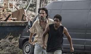"""Em """"7 Prisioneiros"""", Rodrigo Santoro vive um de seus personagens mais difíceis"""