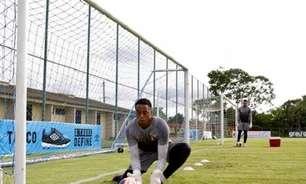 Carlos Eduardo foca em ótima sequência no Brasileirão pelo Sport