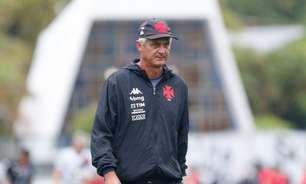 Lisca pede demissão e não é mais o técnico do Vasco