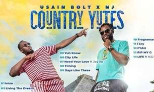 Após se aventurar no futebol, Bolt lança álbum de reggae