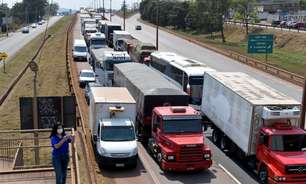 Entidades de caminhoneiros propõem greve em 1º de novembro