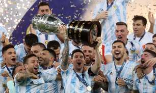 """Messi desabafa sobre título: """"Nos tratavam como fracassados"""""""