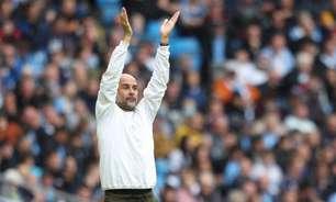 Guardiola reclama de lugares vazios em estádio e polemiza