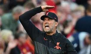 """Klopp classifica Liverpool e Milan como """"jogos essenciais"""""""