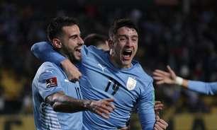 Com gol nos acréscimos, Uruguai bate o Equador em Montevidéu