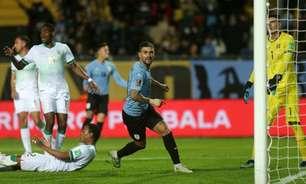Uruguai divulga pré-lista para as Eliminatórias da Copa