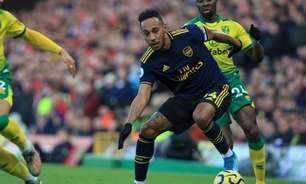 Arsenal x Norwich: onde assistir, horário e escalações do jogo da Premier League