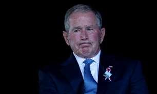 Bush alerta contra terrorismo doméstico em evento sobre 11/9