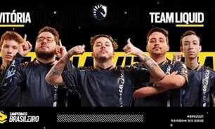Com elenco renovado, Team Liquid segue líder no BR6