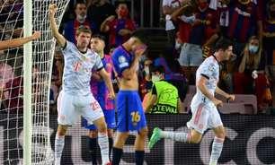 Com 2 de Lewa, Bayern bate o Barcelona na Liga dos Campeões