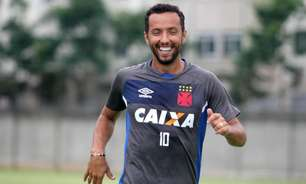 Nenê é regularizado e pode estrear pelo Vasco contra o CRB