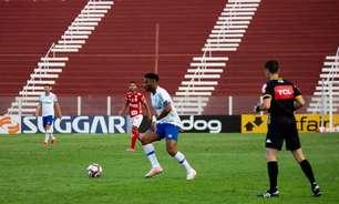 Jean Cléber vibra com chance no time titular do Avaí