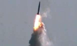 Coreias do Norte e do Sul testam mísseis balísticos