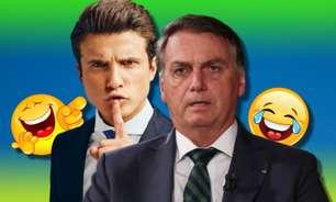 Humorista viralizado é filho de inimigo íntimo de Bolsonaro
