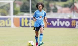 Yasmin comemora primeira convocação na Seleção Brasileira