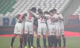 São Paulo terá sequência em casa para tentar reação; veja as partidas