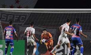 Belmonte nega procura do São Paulo por goleiro: 'Estamos satisfeitos com o Volpi'