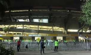 Administração do Maracanã exalta operação de Flamengo x Grêmio