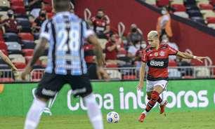Renato Gaúcho comenta posição de Andreas Pereira e elogia: 'Foi uma grande contratação do Flamengo'
