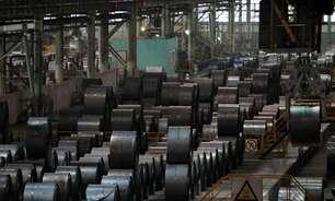 Contratos futuros do aço inoxidável atingem alta recorde na China com crise de oferta