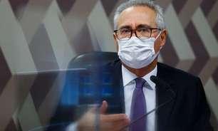 Renan quer definição criteriosa de crimes contra Bolsonaro