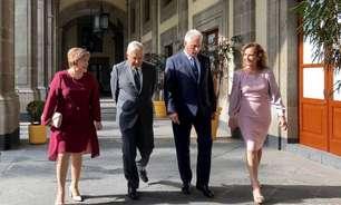 """Presidente de Cuba visita México para cúpula da """"onda rosa"""" latino-americana"""