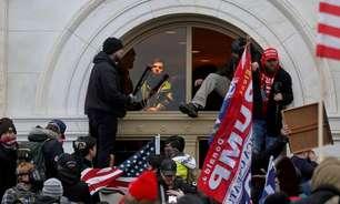 EUA aumentam segurança com risco de violência em manifestação pró-Trump no Capitólio