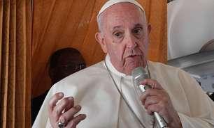 """""""Estou um pouco doente"""", diz Papa em carta a idosos"""