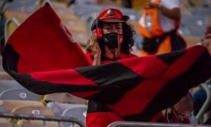 Após 553 dias, torcida do Flamengo comemoram reencontro com o Maracanã