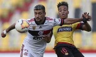 Arbitragem está definida para Flamengo e Barcelona (EQU)