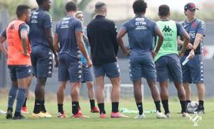 Vasco está escalado para enfrentar o CRB pela Série B do Brasileirão; veja o tempo titular e onde assistir
