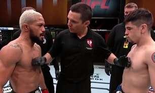 Trilogia entre Deiveson Figueiredo e Brandon Moreno pelo cinturão será em dezembro, diz site; veja