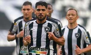 Daniel Borges diz que aceitou função mais defensiva no Botafogo 'numa boa': 'Prefiro ganhar do que fazer gol'