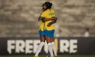 Debinha destaca renovação e busca de Pia Sundhage por aprimorar o ataque da Seleção Feminina