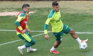 Um ano após marcar seu primeiro gol pelo Palmeiras, Gabriel Menino pede foco para acabar com má fase: 'Só depende da gente'