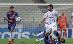 Atlético-MG e Fortaleza negociam ter público nos dois jogos das semifinais da Copa do Brasil