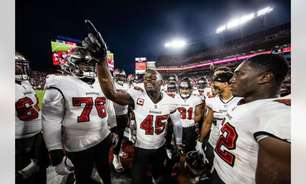 Semana 1 da NFL bate recorde histórico em número de apostadores