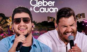 "Cleber & Cauan lançam a inédita faixa ""Cabo de Guerra"""