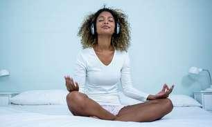 5 podcasts de meditação guiada e relaxamento