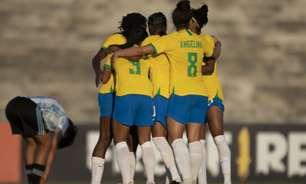 Seleção feminina abre novo ciclo com vitória sobre Argentina