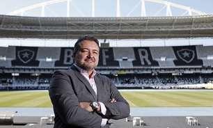 Metas, números, troca e exigência: CEO Jorge Braga completa seis meses no Botafogo