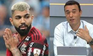 André Rizek detona suspensão de Gabigol: 'Apenas confirma, o futebol brasileiro é uma várzea'