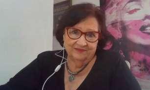Mãe de Paulo Gustavo chora em 1º aniversário sem filho