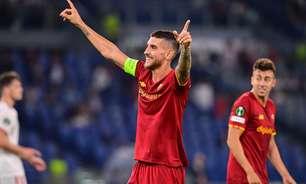 Roma vence em estreia na Conference League; Tottenham empata