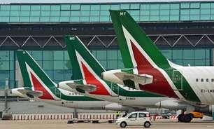 Alitalia coloca marca à venda por 290 milhões de euros