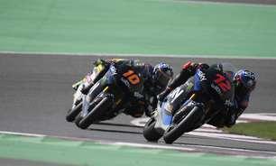 Rossi se antecipa e confirma Marini e Bezzecchi em estreia da VR46 na MotoGP