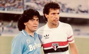 Parceiro de Maradona e ídolo do São Paulo, Careca assina acordo para ser comentarista esportivo
