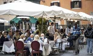 Itália tem mais 4.552 casos e 66 mortes por Covid